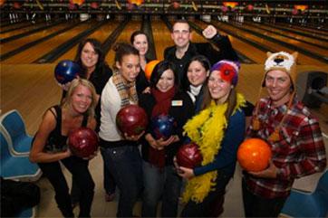Bowling at Valley Center Bowling Salinas