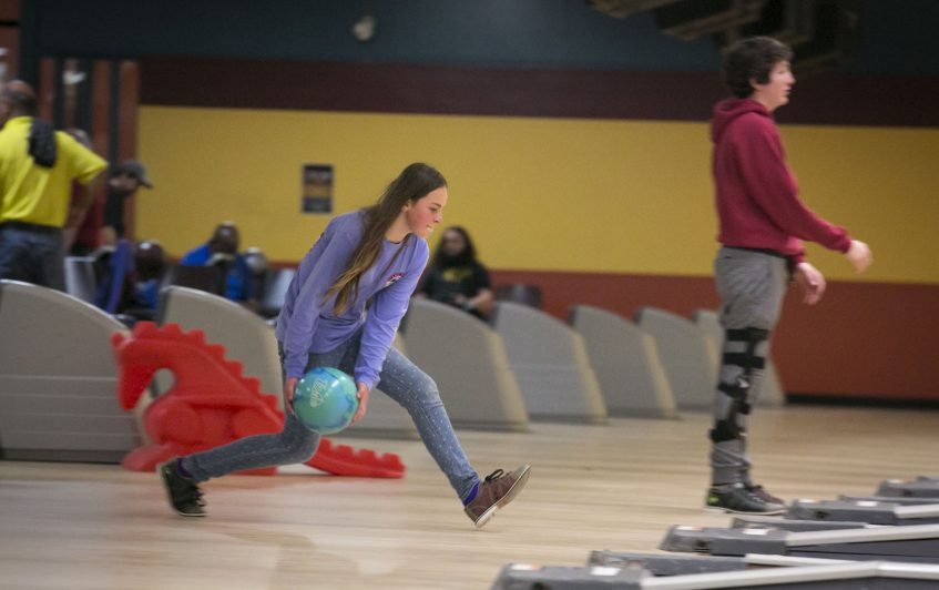 Different Bowling Strokes for Different Folks at VCB