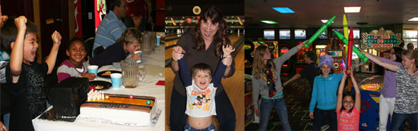 Parties & Events at Valley Center Bowl